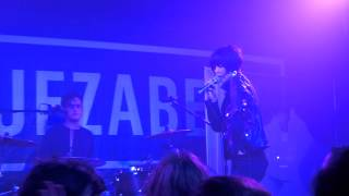 The Jezabels - Look of Love live Gorilla, Manchester 25-02-14
