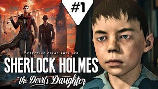 БЕЙКЕР СТРИТ ЛОНДОН ШЕРЛОК - Sherlock Holmes: The Devil's Daughter