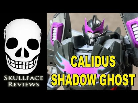 Transformers 3rd Party Mastermind Creations Reformatted TFCon Exclusive Calidus Shadow Ghost