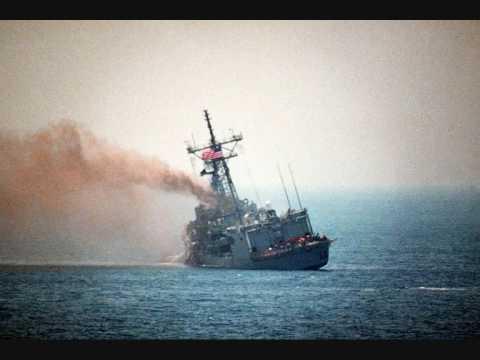 البارجة الامريكية USS Stark عام 1987م