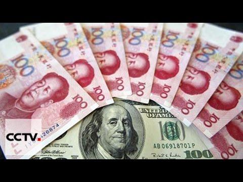 Курс китайской валюты упал до 6,7396 за доллар