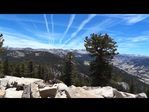 Clouds Rest Hike: Yosemite National Park, CA (HD)