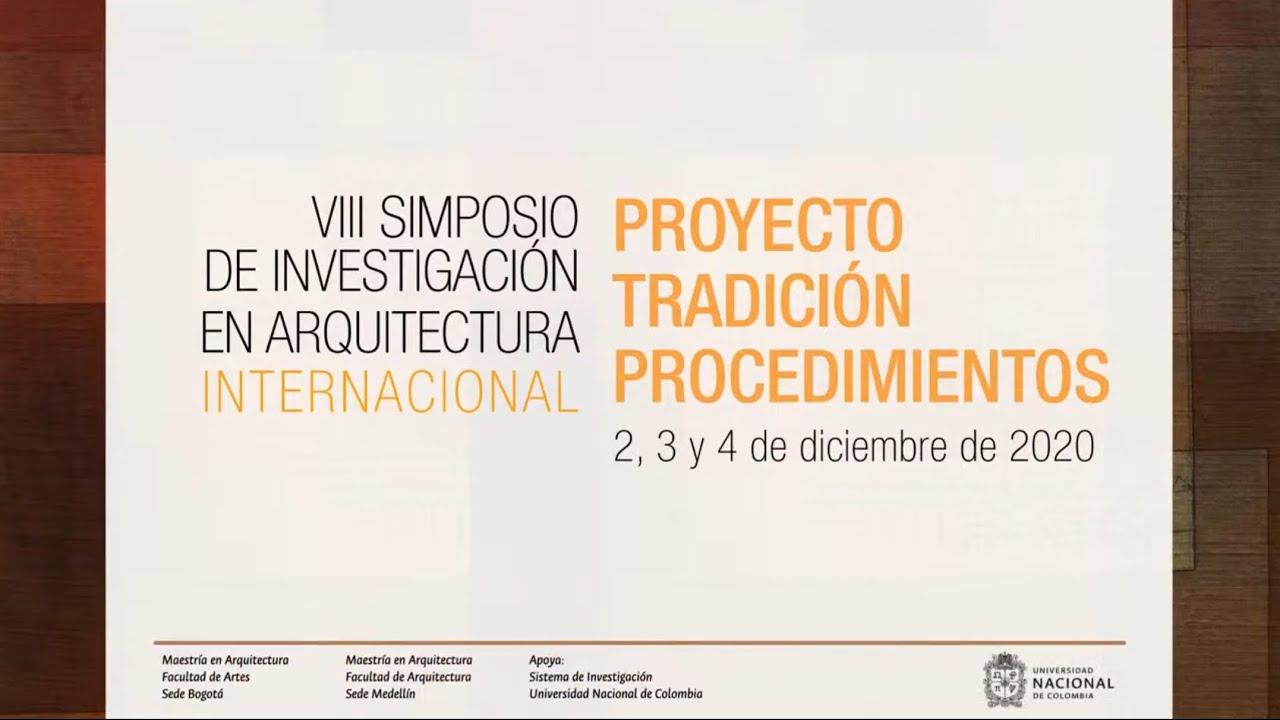 Download MATERIA Y FORMA   VIII Simposio de Investigación en Arquitectura