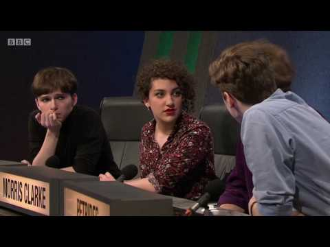 University Challenge S46E02 Corpus Christi - Oxford vs Jesus - Cambridge