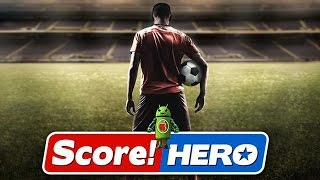 Score! Hero Level 311 - Level 320 Gameplay Walkthrough (3 Star)