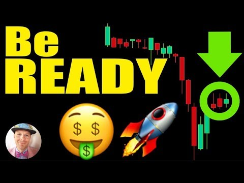 BITCOIN IS ABOUT TO BLAST TO 20K ACCORDING TO THIS MYSTERIOUS PATTERN (btc Crypto News Eth Xrp Today
