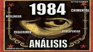 1984, George Orwell. Bien fue un visionario o el sionismo judio, a copiado la novela