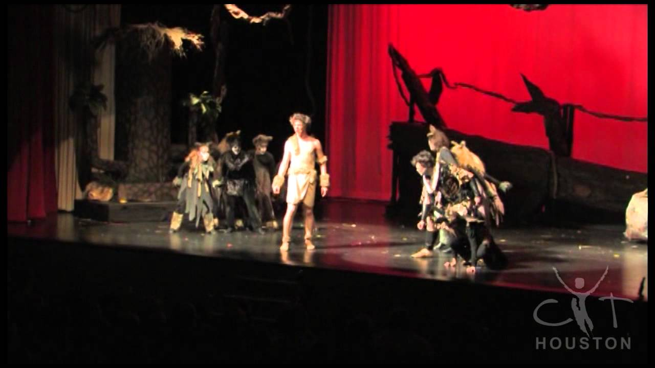 Why Christian Youth Theater (CYT) Houston?