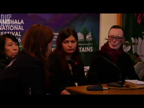 DIFF 2016 - Panel Discussion: Invisible People - QUESTIONS OF IDENTITY AND BELONGING
