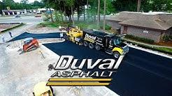 Duval Asphalt Porous Asphalt Promo