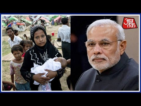 Halla Bol: Modi Government Advocating Deportation Of Rohingya Muslims