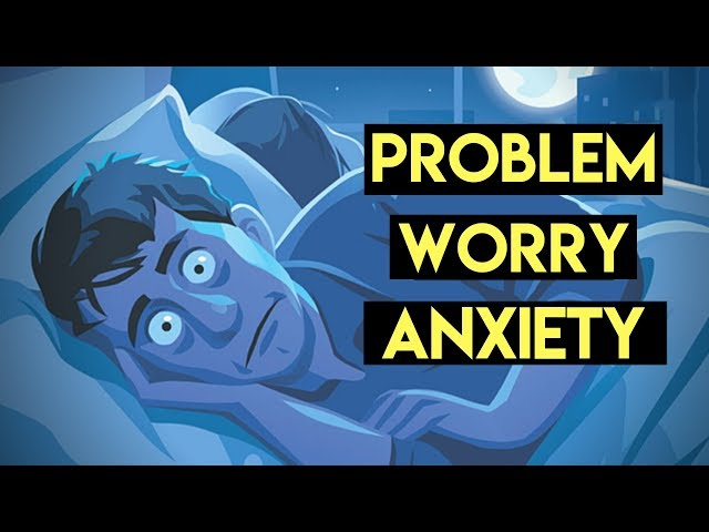 Anxiety and Constant Worry? - This is For You