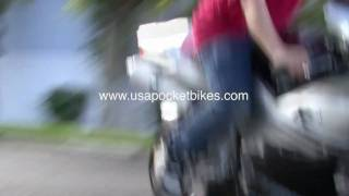 Mini Pocket Rocket, Mini Bikes, Pocket Bike - X22 110cc Superbike