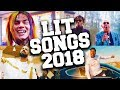 Best Lit Rap Songs that Get You Turnt 2018