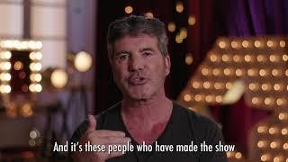Simon Cowell Accepts the 2018 Media Access Awards Visionary Award