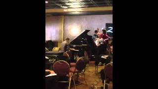 brendon and jazz combo