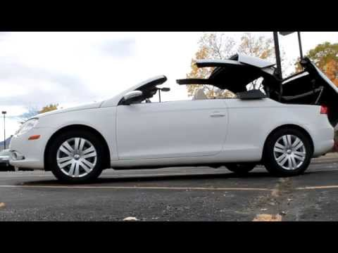Used Car Spotlight- 2009 Volkswagen Eos Hardtop Convertible | Fisher Auto | 152509A
