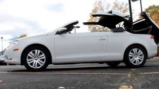 Used Car Spotlight- 2009 Volkswagen Eos Hardtop Convertible | Fisher Auto | 152509A