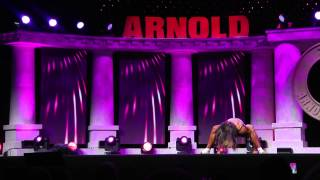 Oksana Grishina (Fitness International) - Arnold Classic 2015