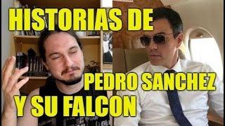 Pedro Sanchez tunea su Falcon - Noticiero Giliprogre 22