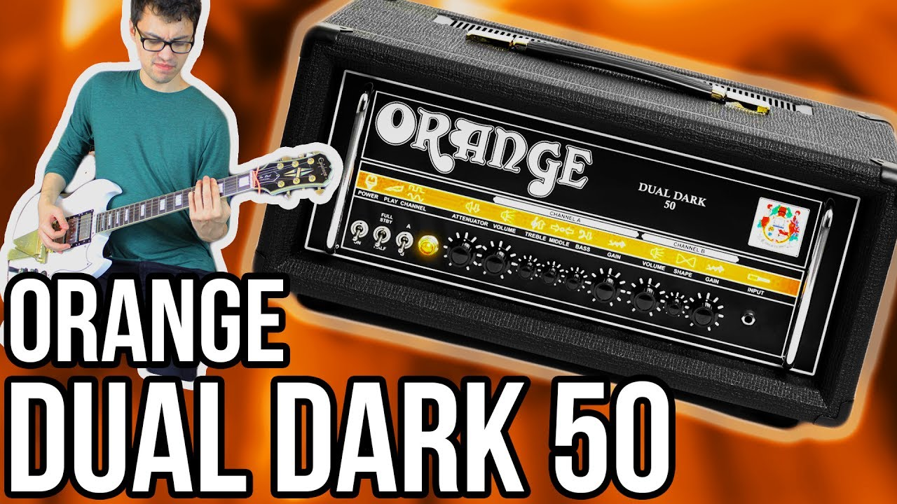 orange dual dark 50 demo review mean and gainy british goodness youtube. Black Bedroom Furniture Sets. Home Design Ideas