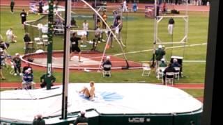 Video Women's NCAA Pole Vault Championships download MP3, 3GP, MP4, WEBM, AVI, FLV Juli 2017