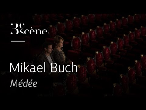 MÉDÉE by Mikael Buch starring Nathalie Baye and Vincent Dedienne