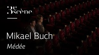 « Médée » by Mikael Buch starring Nathalie Baye and Vincent Dedienne