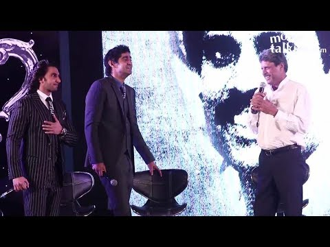 Kapil Dev's Biopic 1983 World Cup Movie Launch | Ranveer Singh