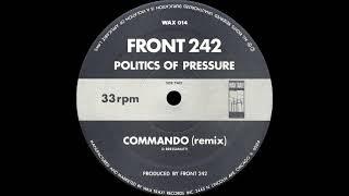 Front 242 — Commando (Remix)