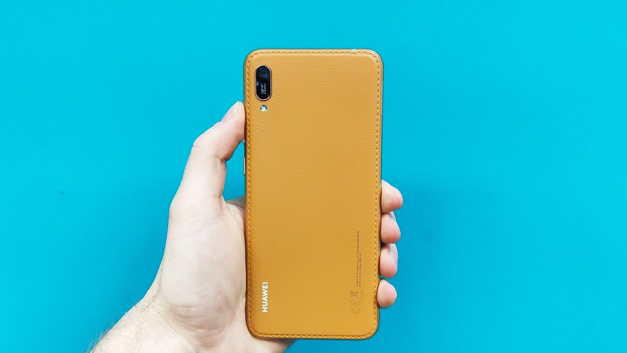 Huawei Y6 2019 Review Youtube