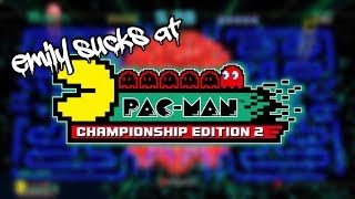 Pac-Man Championship Edition 2: pac-man does crack