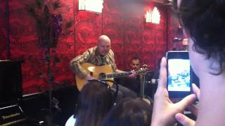 "Billy Corgan ""Jupiters Lament"" at Madame Zuzu's 9/13/12"
