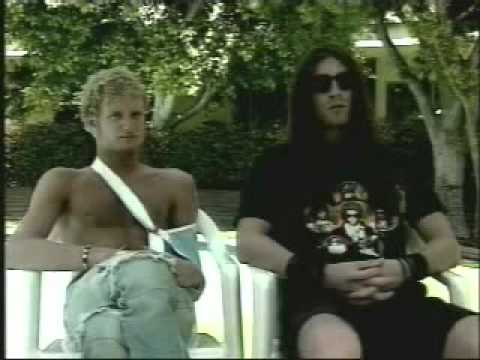 Alice In Chains - Layne Staley - Interview In Guam.avi