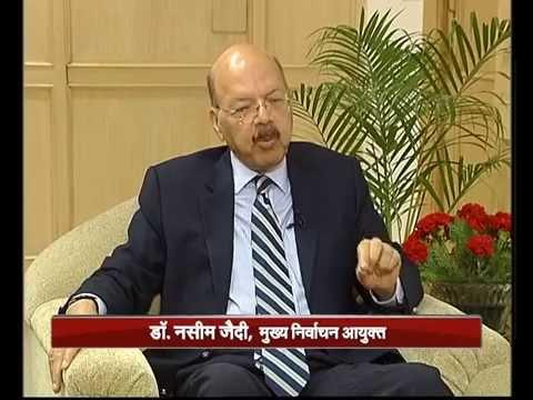 WATCH: Exclusive interview with CEC  Nasim Zaidi