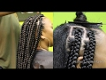YouTube Turbo How-To:   Jumbo Box Braids  