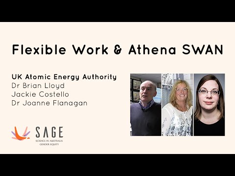 Measuring Flexible Work & Equity in STEMM: Lessons from Athena SWAN