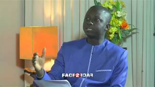 REPLAY - Face2Face - Invité : ALIOU NDIAYE - 07 Janvier 2019