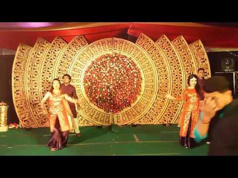 Soni Soni Akhiyon Wali Mehadi dance