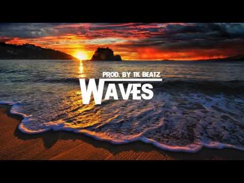 Sad Instrumental with hook ''Waves'' Prod By. TK Beatz