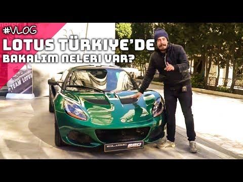 Lotus Türkiye'ye geldi | Bakalım neleri var?
