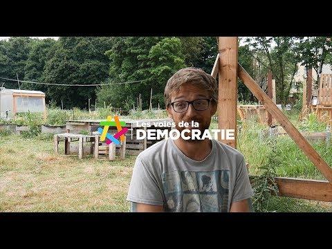 Dewey - Presse locale et cartographie participative à Bruxelles