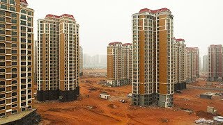 15 Largest Abandoned Cities In The World!