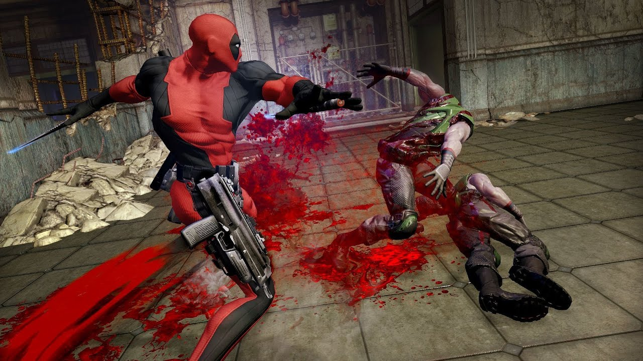 Play deadpool games online
