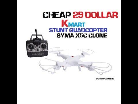 kmart-stunt-x5c-clone-review