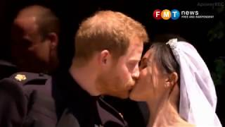 Just Married! Prince Harry and Meghan Markle are husband and wife