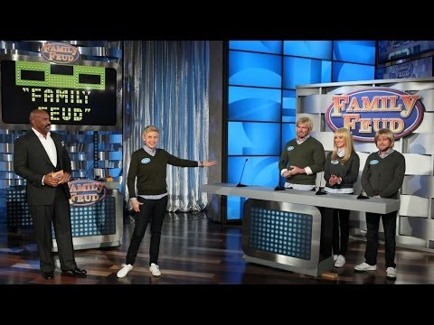 Thumbnail: Ellen Plays 'Family Feud'