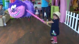 Baby Playful in ONEderland | Alice in Wonderland Birthday Party