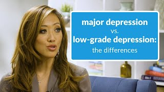 Download lagu Depression vs Low Grade Depression: The Differences You Should Know