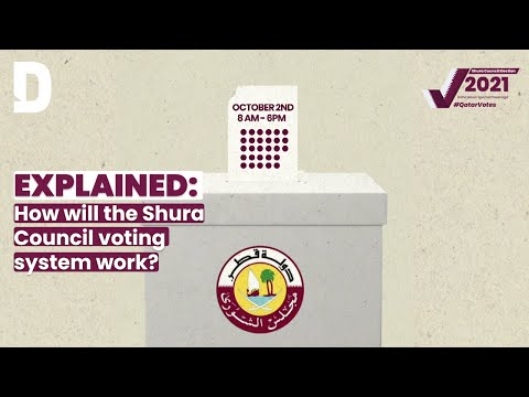 Shura Council Elections 2021: How do I vote?